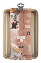 Paul Hollywood Bakeware 27 x 20 x 3cm Non Stick Brownie Cake Baking Tin / Pan